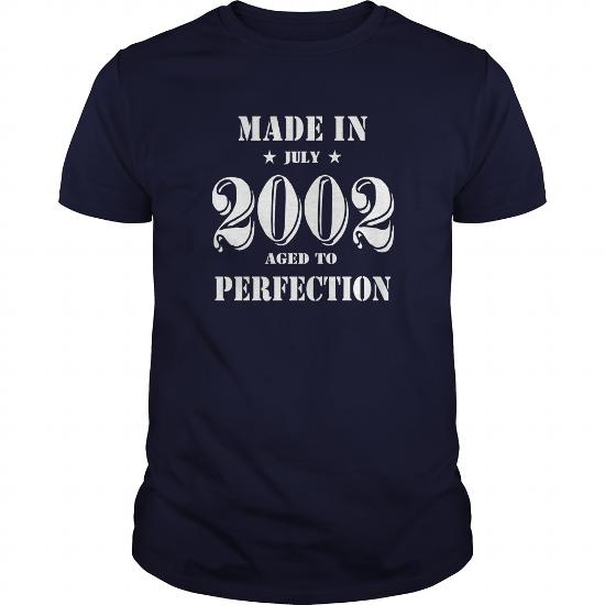 Made In July 2002 Shirts,july 2002 T-Shirt,july 2002 Tshirt,born In July 2002,made In July 2002 Shirt,2002S T-Shirt,born In July 2002