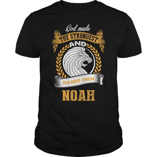 If You're Noah, Then This Shirt Is For You! 100% Designed, Shipped, And Printed In The U.s.a.