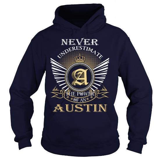Never Underestimate The Power Of An Austin