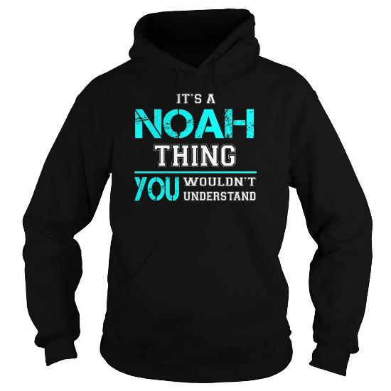 Its A Noah Thing You Wouldnt Understand – Last Name, Surname T-Shirt