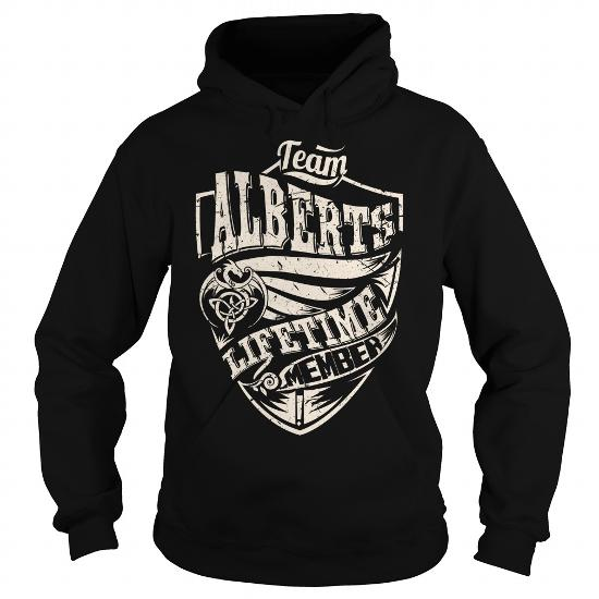 Team Alberts Lifetime Member (Dragon) – Last Name, Surname T-Shirt