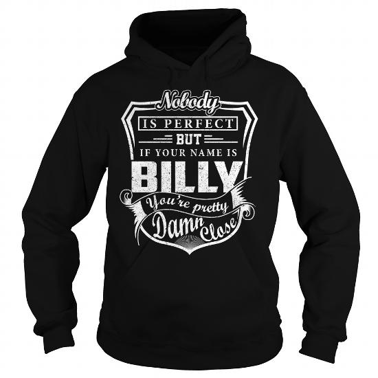 Billy Last Name, Surname Tshirt