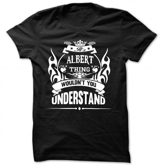 Albert Thing – Cool Name Shirt !!!