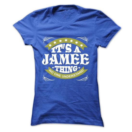 Its A Jamee Thing No One Understand – T Shirt, Hoodie, Hoodies, Year,name, Birthday
