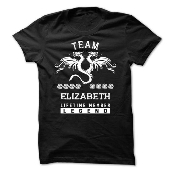 Team Elizabeth Lifetime Member