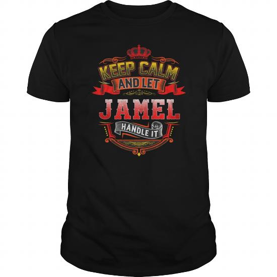 Best Keep Calm – Let Jame Handle It-Front-1 Shirt