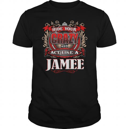 Best Guy Of Smart And Sexy Jamee -Front Shirt