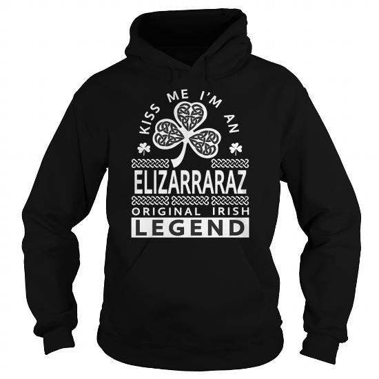 Best Elizabeth Original Irish Legend Name Front Shirt