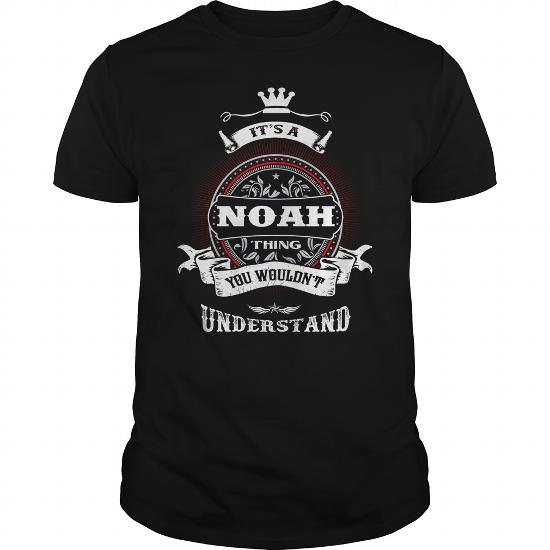 It's A Noah Thing Shirts