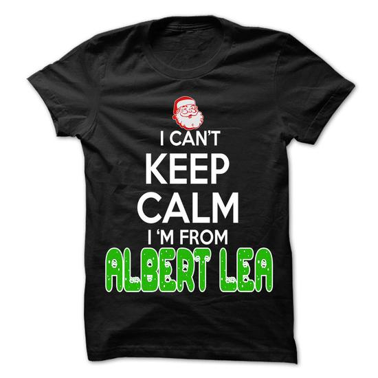 Keep Calm Albert Lea Christmas Time – 99 Cool City Shirt