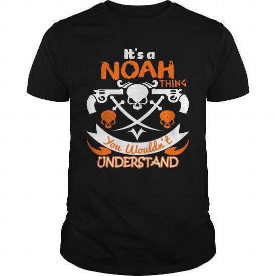 It Is A Noah Thing