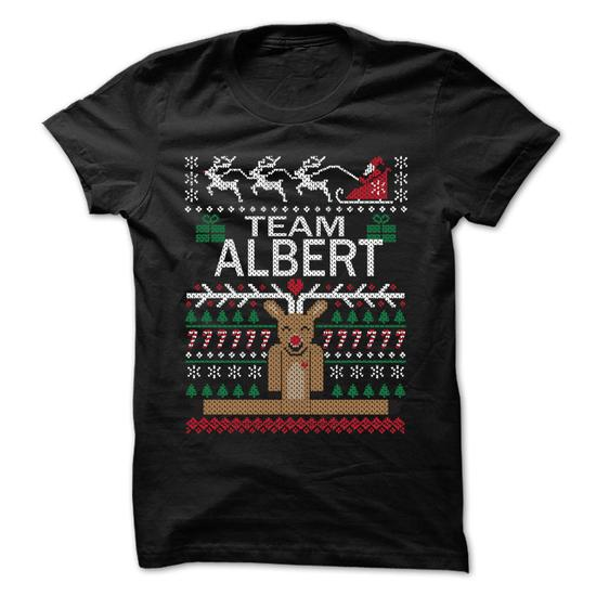 Team Albert Chistmas – Chistmas Team Shirt !
