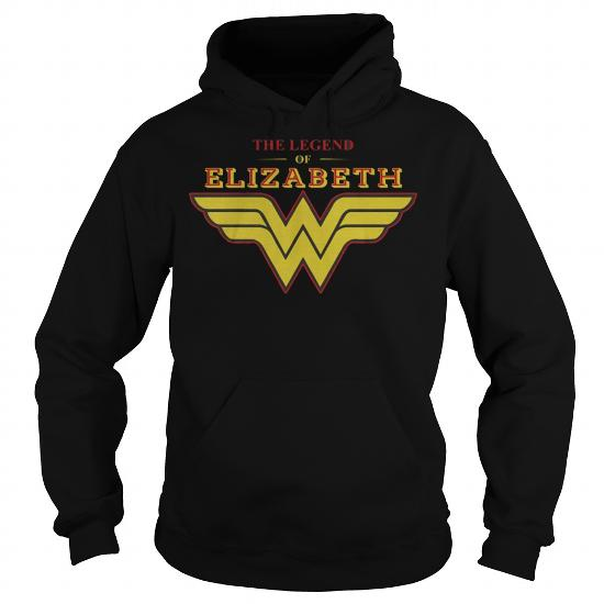 Best Legend Of Elizabeth Tshirtfront Shirt