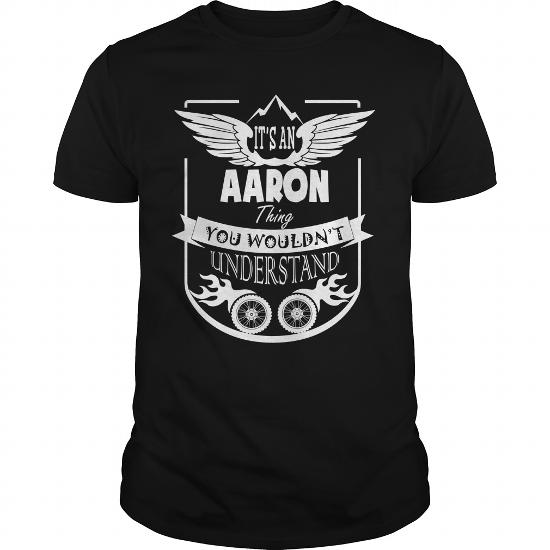 It Is An Aaron Thing