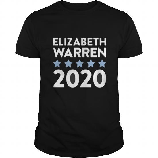 Best Elizabeth Warren 2020 Shirt